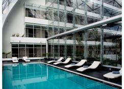 卡萨大酒店 - 拉巴斯 - 游泳池