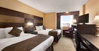 卡尔加里南戴斯酒店 - 卡尔加里 - 睡房
