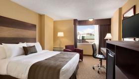 卡爾加里南戴斯飯店 - 卡尔加里 - 睡房