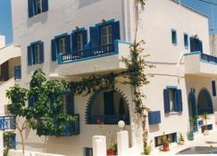 纳克索斯风车酒店 - 纳克索斯岛 - 建筑