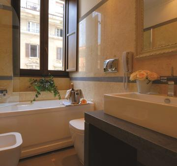 亚特兰特星级酒店 - 罗马 - 浴室