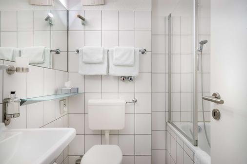 弗雷拉姆斯塔德酒店 - 门兴格拉德巴赫 - 浴室