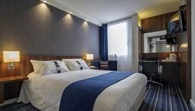 快捷假日里尔中央酒店 - 里尔 - 睡房