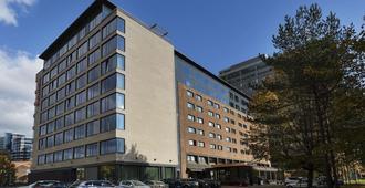 斯堪迪克赫尔斯菲酒店 - 奥斯陆 - 建筑
