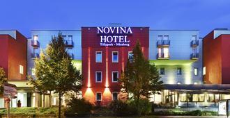 挪威纳提尔酒店酒店 - 纽伦堡 - 建筑