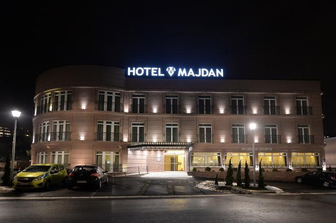 马吉安酒店 - 贝尔格莱德 - 建筑