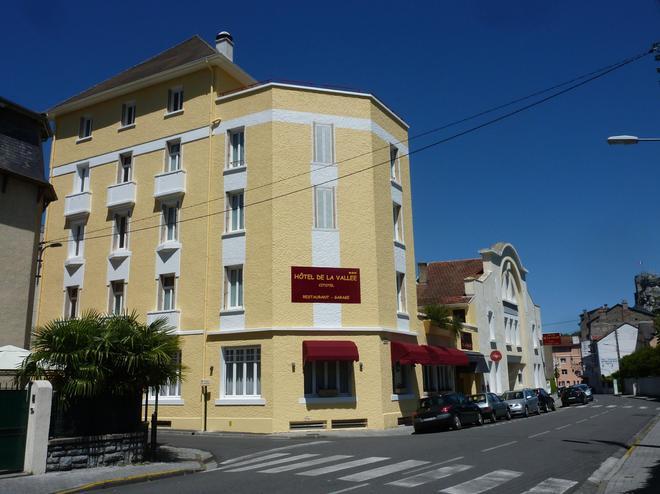 山谷酒店 - 卢尔德 - 建筑