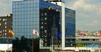 星际克里斯塔罗宫酒店 - 贝加莫 - 建筑