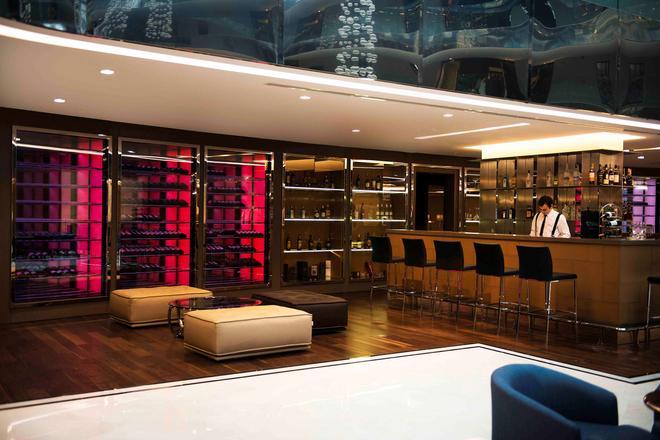 伊斯坦布尔西西里丽笙酒店 - 伊斯坦布尔 - 酒吧