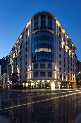 伊斯坦布尔西西里丽笙酒店 - 伊斯坦布尔 - 建筑