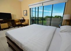 福尔摩萨酒店 - 达特 - 睡房