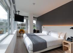 东区酒店 - 圣塞瓦斯蒂安 - 睡房