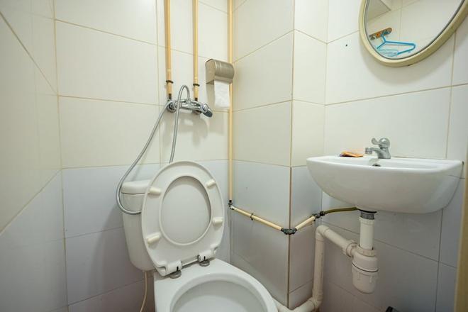 香港宇宙宾馆 - 香港 - 浴室