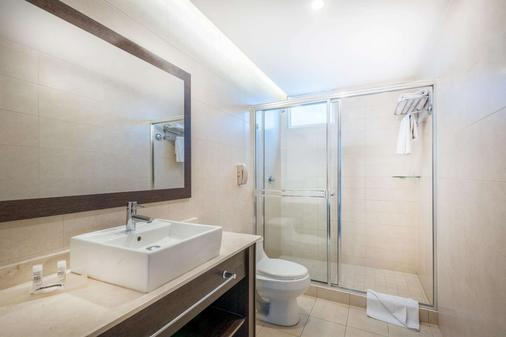 巴拿马中央温德姆特里普酒店 - 巴拿马城 - 浴室