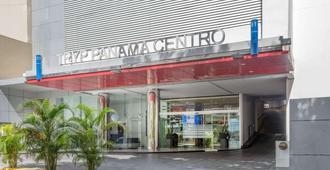 巴拿马中央温德姆特里普酒店 - 巴拿马城 - 建筑
