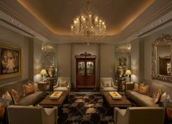 乌代普尔里拉皇宫酒店 - 乌代浦 - 休息厅