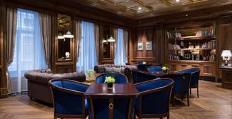 圣彼得堡乐天酒店 - 圣彼德堡 - 休息厅