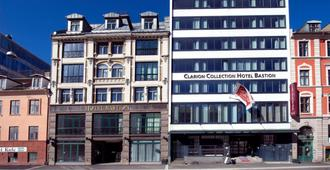 凯隆典藏酒店-巴斯逊 - 奥斯陆 - 建筑