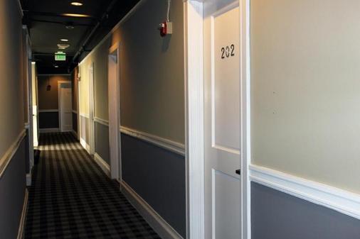 旧金山缆车庭院酒店 - 旧金山 - 门厅