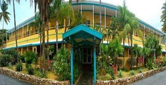 林白湾别墅酒店 - 圣托马斯岛 - 建筑