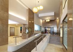 历史中心假日套房酒店 - 瓜达拉哈拉 - 大厅