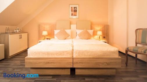 卡尔顿梅费尔酒店 - 杜塞尔多夫 - 睡房
