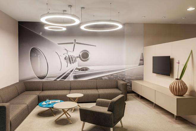 NH维也纳机场酒店&会议中心 - 维也纳 - 休息厅