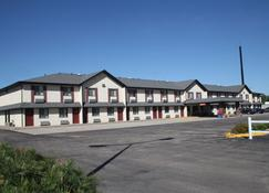 美国旅馆 - 格兰德岛 - 建筑