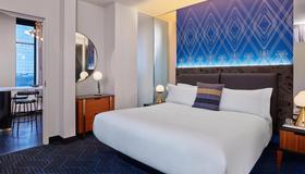 明尼阿波利斯foshay W酒店 - 明尼阿波利斯 - 睡房