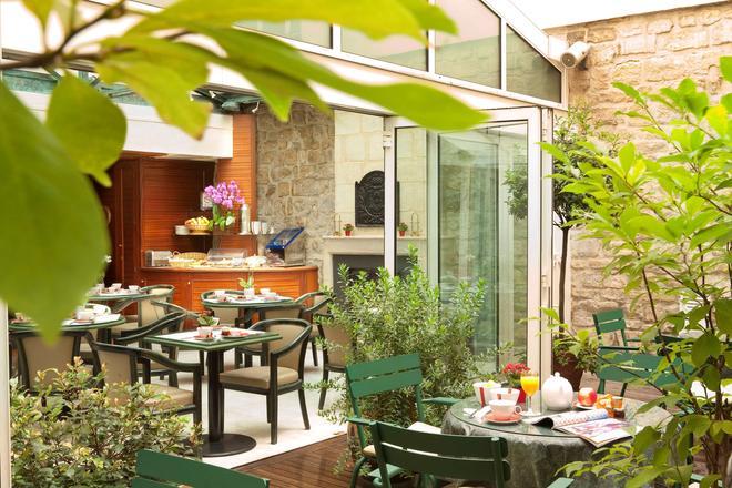蒙帕纳斯拉佩勒酒店 - 巴黎 - 建筑