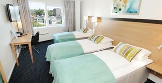安克酒店 - 奥斯陆 - 睡房