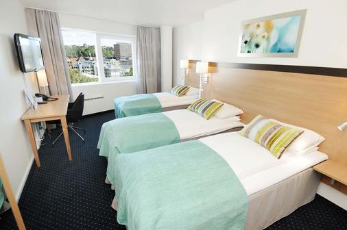 安克尔酒店 - 奥斯陆 - 睡房