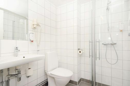 安克尔酒店 - 奥斯陆 - 浴室