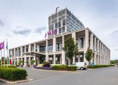 杜塞尔多夫机场凡德瓦克酒店 - 杜塞尔多夫 - 建筑