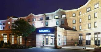 诺富特纽卡尔斯机场酒店 - 泰恩河畔纽卡斯尔