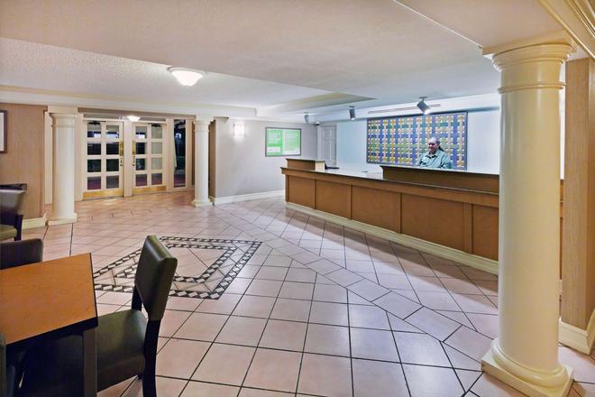 阿马里洛市中心温德姆拉昆塔酒店 - 阿马里洛 - 大厅