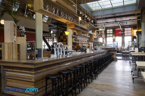 鹿特丹纽约酒店 - 鹿特丹 - 酒吧