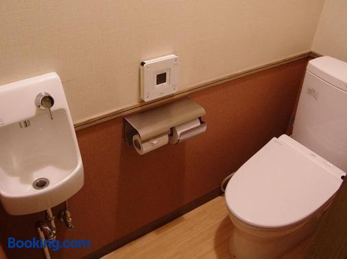 下吕温泉富岳温泉旅馆 - 下吕市 - 浴室