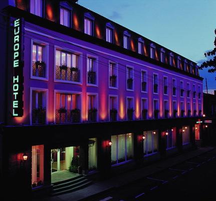 欧洲酒店 - 埃里温 - 建筑