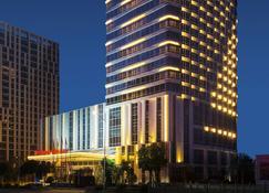 芜湖万达嘉华酒店 - 芜湖 - 建筑