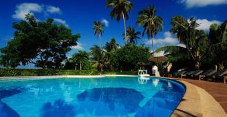 萨瑞堪堂Spa度假酒店 - 帕岸岛 - 游泳池