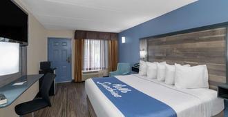 快捷旅馆 - 诺克斯维尔 - 诺克斯维尔 - 睡房