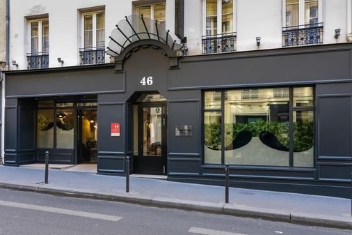 乔治阿斯托特尔酒店 - 巴黎 - 建筑
