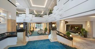 滑浪天堂万豪度假酒店 - 冲浪者天堂 - 大厅