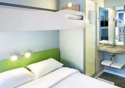 里约热内卢科帕卡瓦讷宜必思快捷酒店 - 里约热内卢 - 睡房