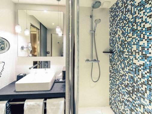 水星迪容克雷门索酒店 - 第戎 - 浴室