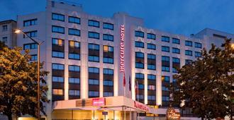 第戎市中心克列孟梭美居酒店 - 第戎 - 建筑