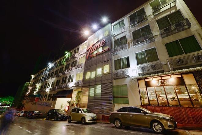 Tune酒店 - 古晋水滨区 - 古晋 - 建筑