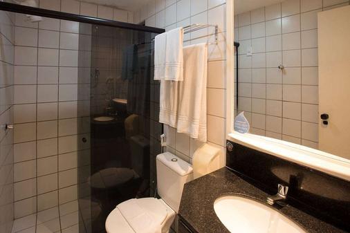 巴西热带酒店 - 福塔莱萨 - 浴室