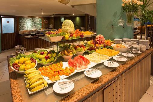 巴西热带酒店 - 福塔莱萨 - 自助餐